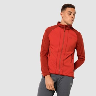 HYDRO HOODED LIGHT JACKET M