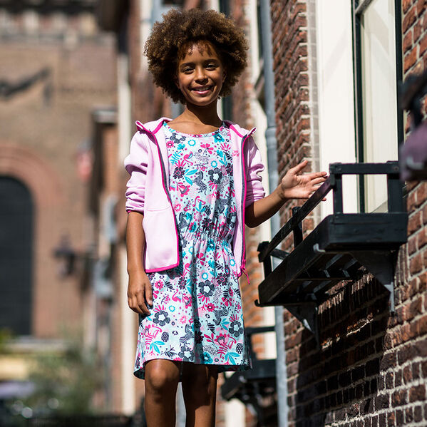 LILY LAGOON DRESS
